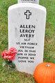 Profile photo:  Allen Leroy Avery