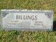 Henry W Billings