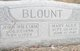 Mary Alice <I>Griswold</I> Blount
