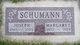 Margaret <I>Kartes</I> Schumann