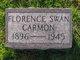 Profile photo:  Florence <I>Swan</I> Carmon