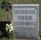 Duncan Ross