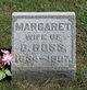 Margaret <I>Carmichael</I> Ross