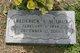 "Profile photo:  Frederick Allen ""Fred"" Authur"