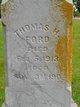 Thomas Hines Ford