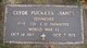 "Profile photo: PVT Clyde Puckett ""Puckett"" Hanes"