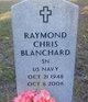 Raymond Chris Blanchard