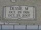 Profile photo:  Dessie Mas <I>Arnold</I> Allbritton