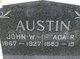 Profile photo:  Ada R. Austin