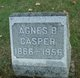 Profile photo:  Agnes Belle <I>Ross</I> Casper