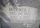Mildred L. <I>Perfitt</I> Bright