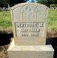 Profile photo:  Gertrude Mary <I>Moorehead</I> Amerman