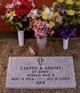 "Profile photo:  Calvin A. ""Jack"" Adams"