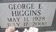 George E. Higgins
