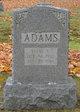 Louis F Adams