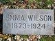 Emma Evalynne <I>Wilson</I> Stewart