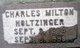 Charles Milton Holtzinger