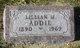 Profile photo:  Lillian Addie