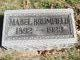 Profile photo:  Alice Mabel <I>Brumfield</I> Brumfield