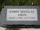 Profile photo:  Aaron Douglas Aikin