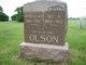 Anna <I>Walton</I> Olson