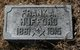 """Profile photo:  Francis A. """"Frank"""" Hufford"""