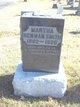 Profile photo:  Martha <I>Newman</I> Smith