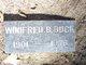 Profile photo:  Winifred Bertha <I>Mundy</I> Buck