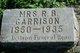 """Lavina A. """"Butler"""" Garrison"""