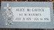 Alice <I>McManimen</I> McGavock