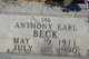 Profile photo:  Anthony Earl Beck