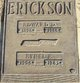 Ethel Evelyn <I>Williamson</I> Erickson