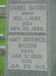Profile photo:  Amy <I>Brewer</I> Bacon
