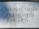 Calvin Horton Smith, Sr