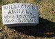 Profile photo:  William B. Arnall