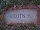 Dr John Hoge Ashworth