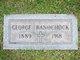 George Ranochock