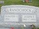 Joseph F Ranochock