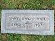 Mary Ranochock