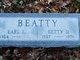 Betty D. <I>Frye</I> Beatty