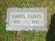 Samuel Rainey