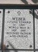 Eugene Edward Weber