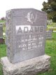 Alice M. <I>Leatherman</I> Adams