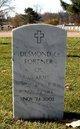 Profile photo:  Desmond Cruse Fortner