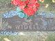 Hilmer W Widell