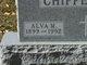 Profile photo:  Alvah M. Chippendale