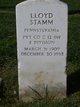 Lloyd S Stamm