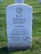 Ray Eugene Brady