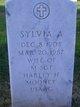 Sylvia Anita <I>Hart</I> Mooney