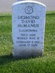 Desmond David McManus